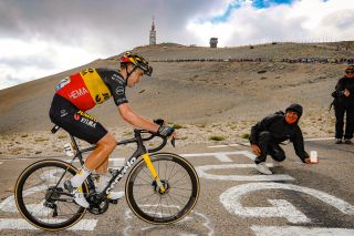Tour de France 2021 - 108th Edition - 11th stage Sorgues - Malaucene 198,9 km - 07/07/2021 - Wout Van Aert (BEL - Jumbo - Visma) - photo Tim Van Wichelen/CV/BettiniPhoto©2021
