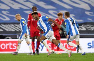Huddersfield Town v Nottingham Forest – Sky Bet Championship – John Smith's Stadium