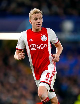 Chelsea v Ajax – UEFA Champions League – Group H – Stamford Bridge