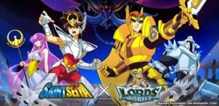 Lords Mobile X Saint Seiya