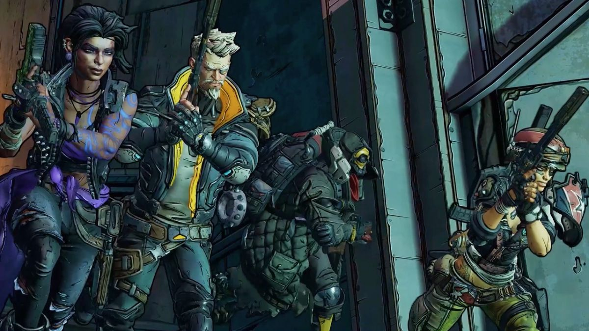 Borderlands 3 co-op scaling will let everyone play together and earn appropriate loot