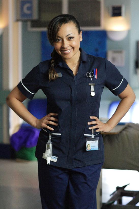 Naughty young nurse work practice - 5 2