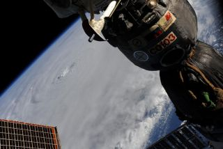 Hurricane Earl Photographed From Space by Astronaut