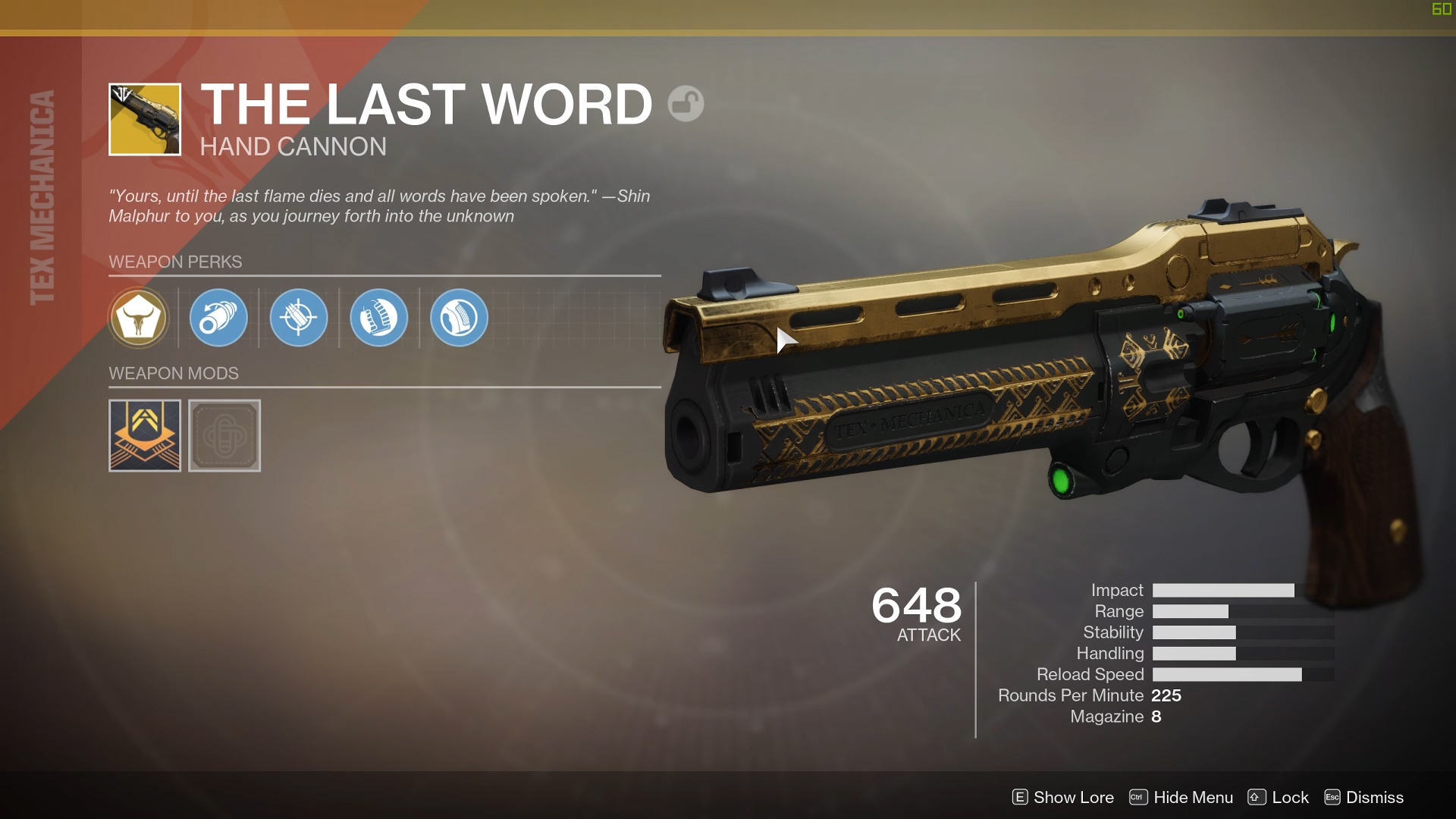 Destiny 2 Last Word: How to beat The Draw and claim this Exotic hand