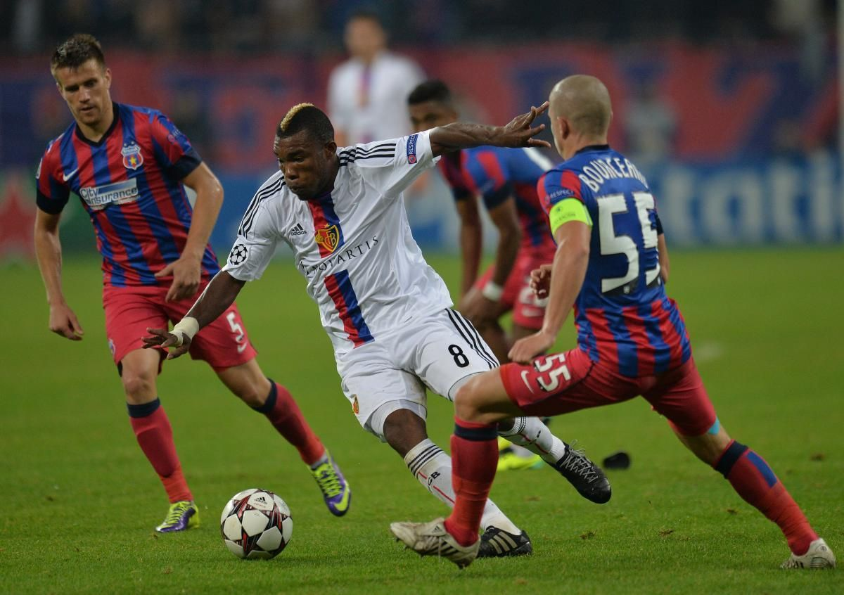 Champions League Basel