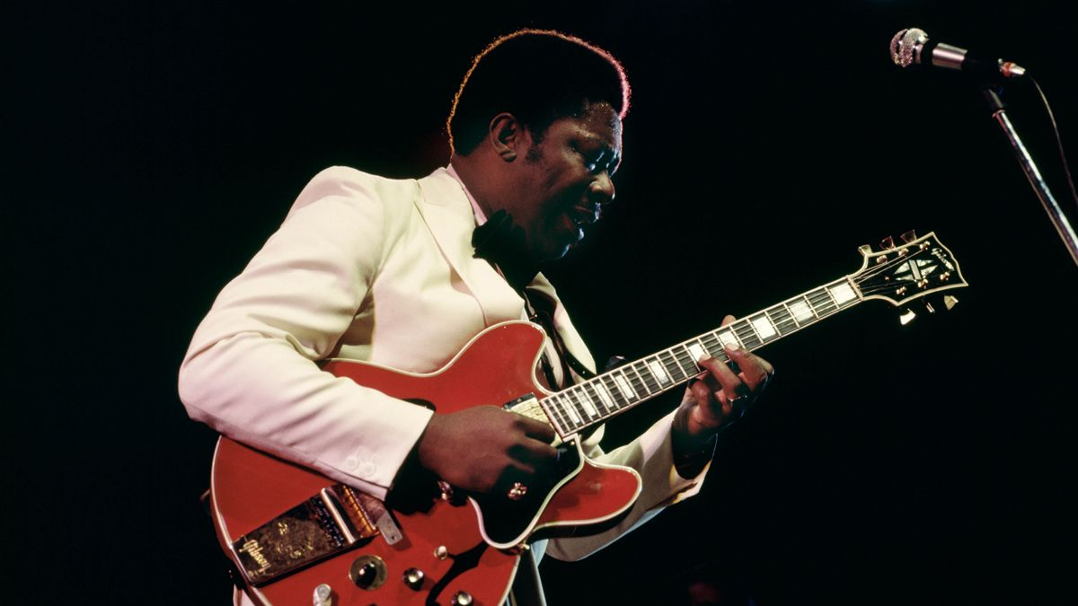 Gibson and the B.B. King Music Company Set October Release Date for New Epiphone Lucille Model