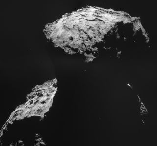 'Agilkia' Philae's Possible Future Landing Site