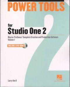 Two New PreSonus Studio One Books Released