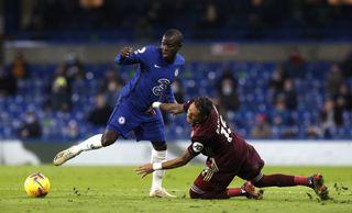 Chelsea v Leeds United – Premier League – Stamford Bridge