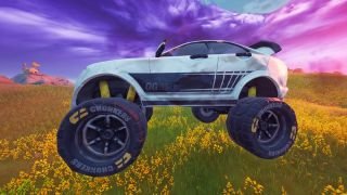 fortnite mod cars