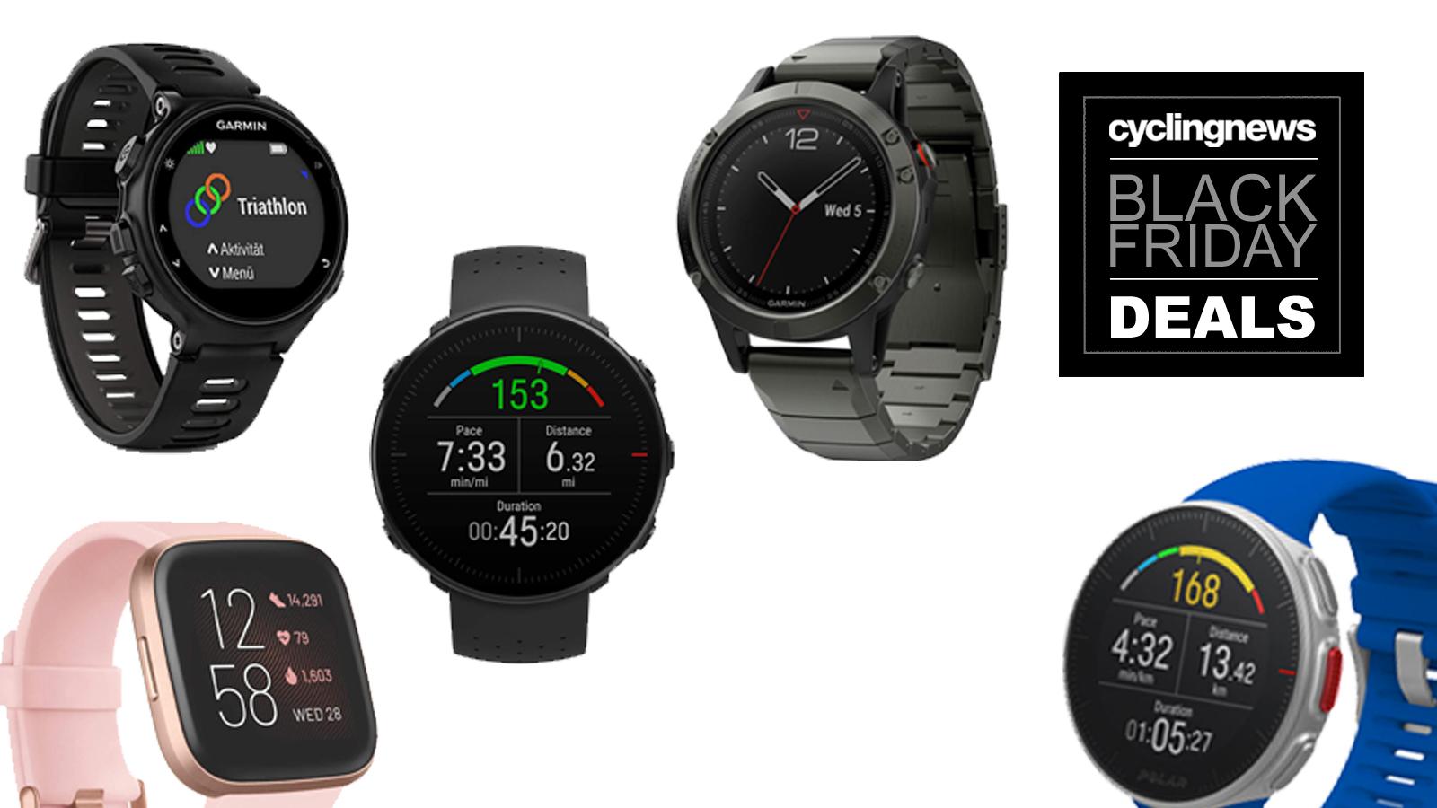 Black Friday Smartwatch Deals 2020 Huge Black Friday Savings On Garmin Suunto Polar And More Cyclingnews