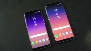 first look genuine shoes classic style Samsung Galaxy S8 vs Samsung Galaxy S8 Plus: what's the ...