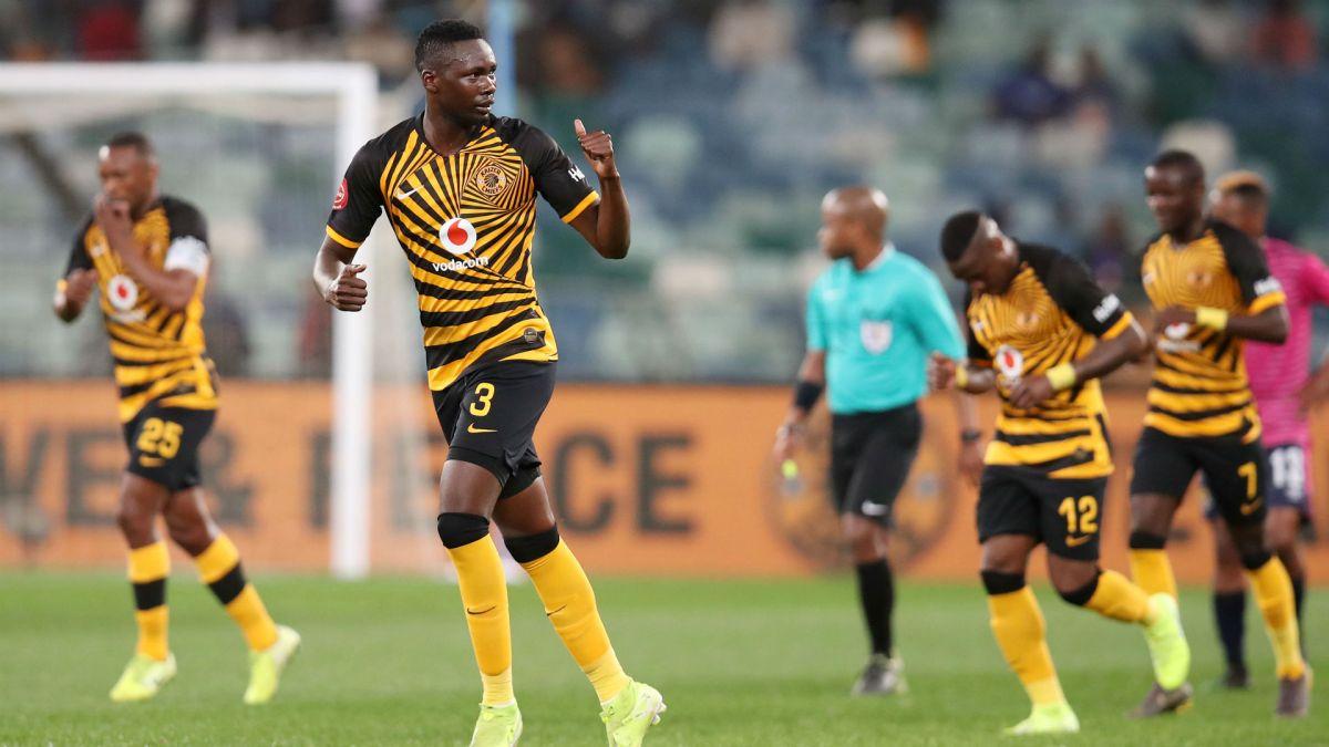 Mathoho fires Chiefs past Bamenda in Caf CL first-leg