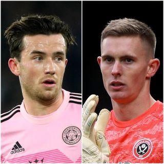Ben Chilwell and Dean Henderson