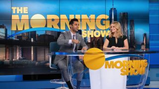 Hasan Minaj and Reese Witherspoon star in The Morning Show on Apple TV Plus