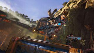 Crucible Relentless Studios Amazon Games Free-To-Play Team-Based Shooter Sazan