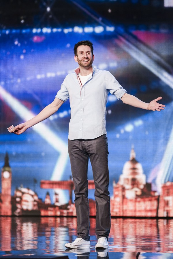Jamie Raven Britain's Got Talent