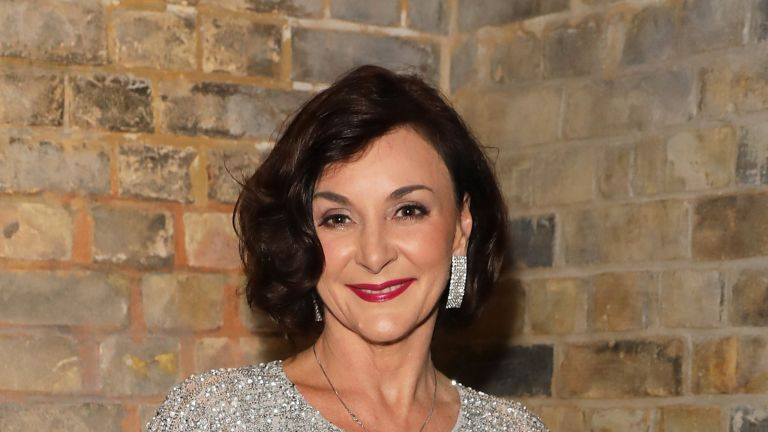 LONDON, ENGLAND - OCTOBER 09: Shirley Ballas attends the Virgin Atlantic Attitude Awards 2019 at The Roundhouse on October 09, 2019 in London, England. (Photo by David M. Benett/Dave Benett/Getty Images)