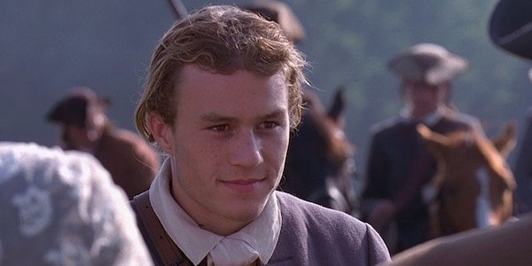 The Patriot Heath Ledger