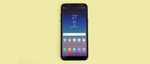 85e221a19eb Samsung Galaxy A6 review | TechRadar