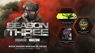 Modern Warfare Warzone Twitch rewards