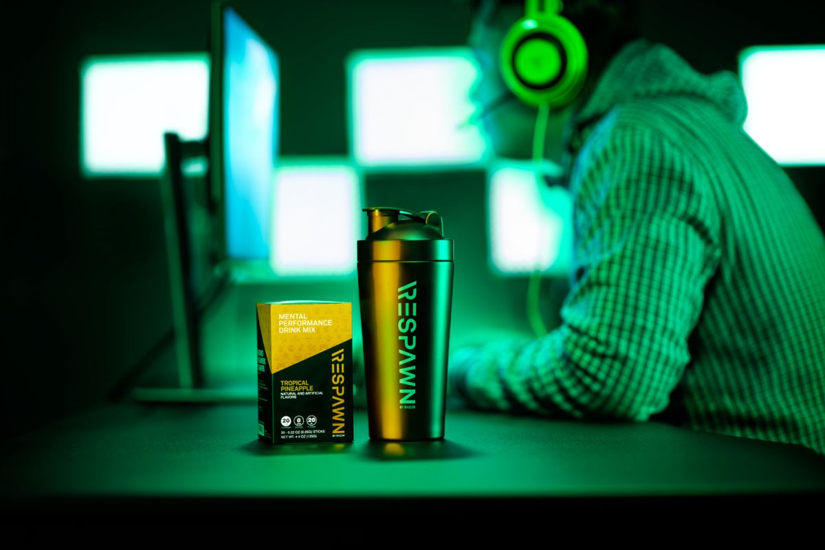 I Drank Razer S New Mental Enhancement Drink And Lived