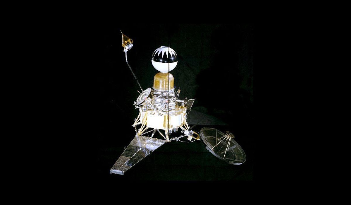 nasa ranger spacecraft - 1200×700