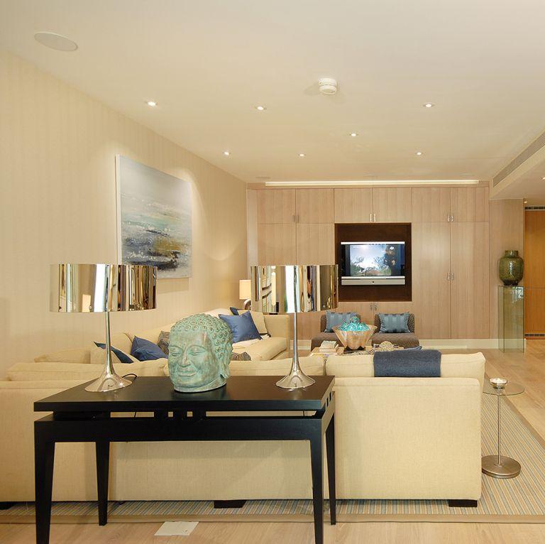 Joanna Wood Living room project