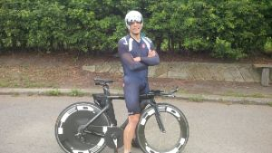 Richard Bideau shatters British 100-mile time trial record