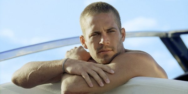 Paul Walker in Into the Blue
