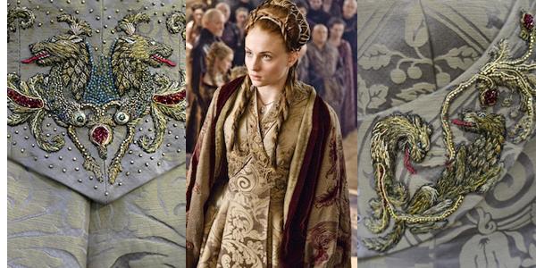 Sansa's dress