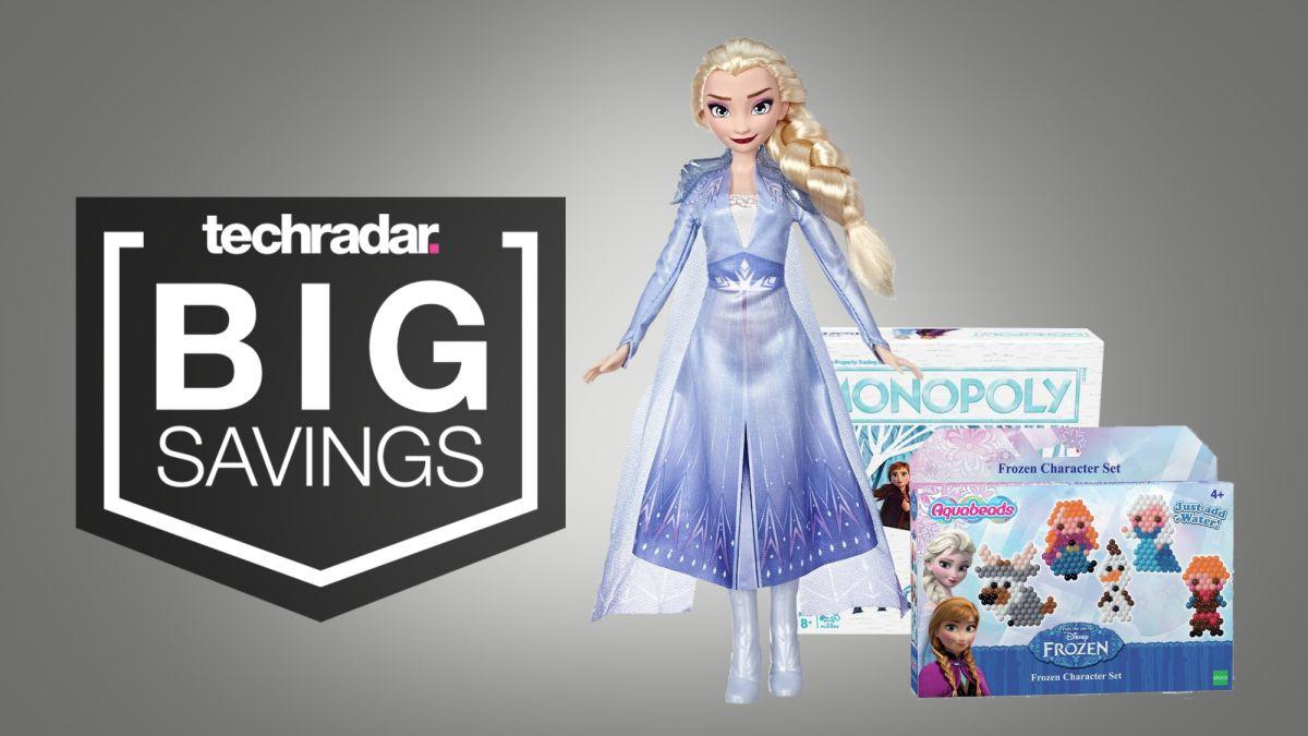 Frozen 2 Black Friday Deals Move Fast To Get 20 Off All Frozen Toys At Argos Techradar