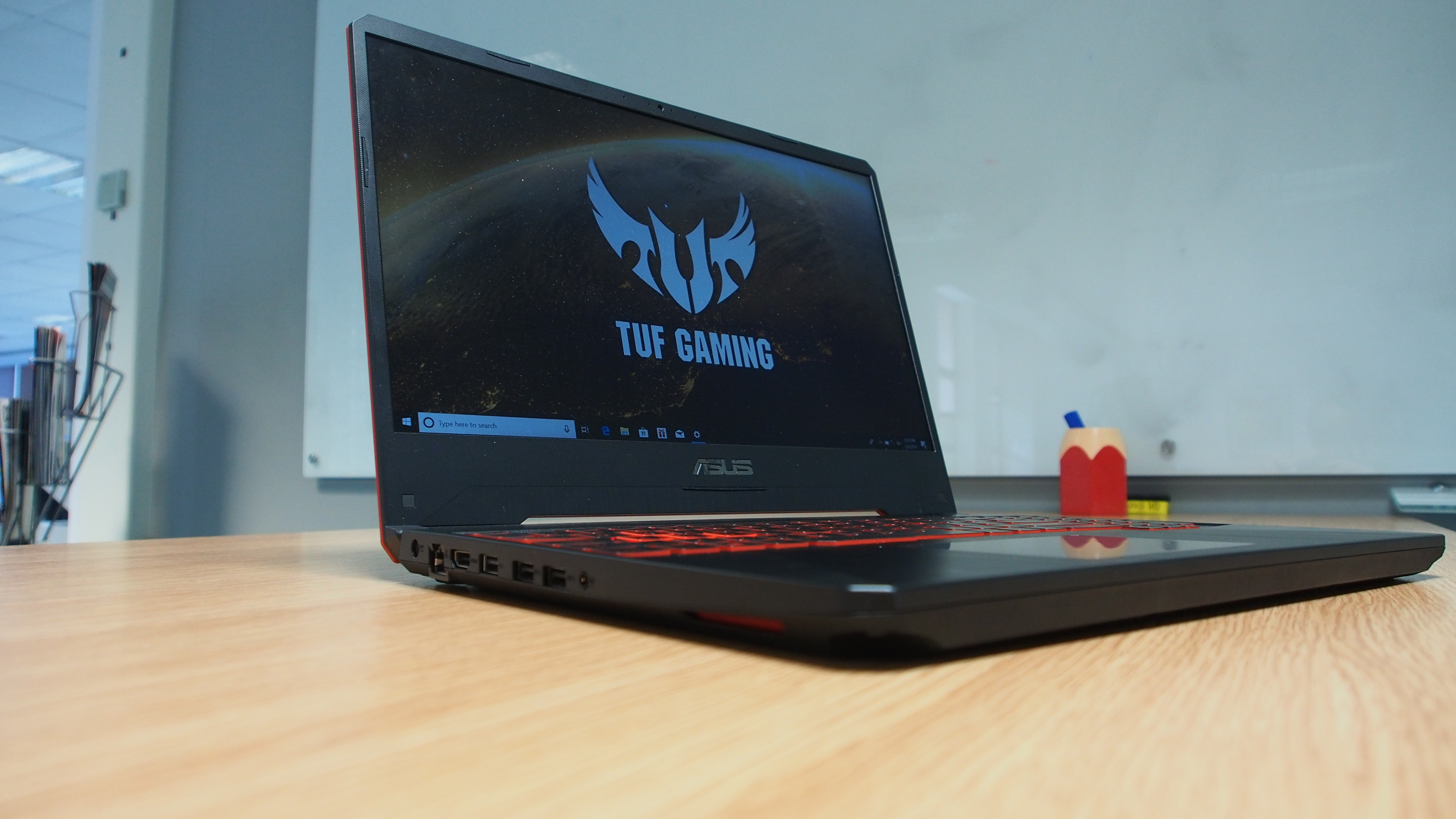 Asus TUF Gaming FX505DY review | TechRadar