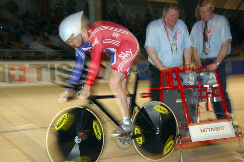 David Daniell, 2010 track worlds