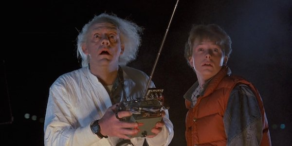 How Shooting Back To The Future's Cafeteria Scene Left Bruises And A Lot Of Resentment