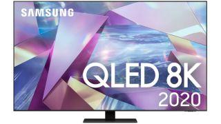 """Samsung 55"""" Q700T 8K UHD QLED Smart-TV QE55Q700TAT"""