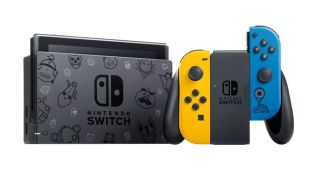 Fortnite Nintendo Switch bundle