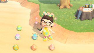 Animal Crossing: New Horizons Eggs