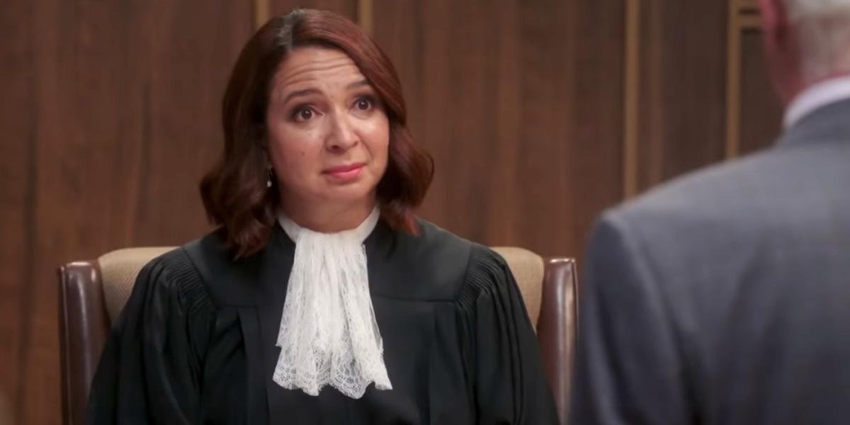 maya rudolph the judge the good place nbc