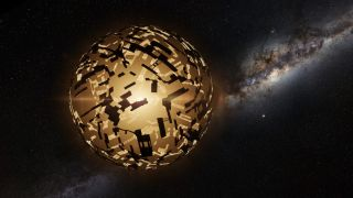 An alien megastructure like a Dyson sphere doesn't seem to be causing the weird dimming of one of the weirdest stars in our galaxy, Tabby's star.
