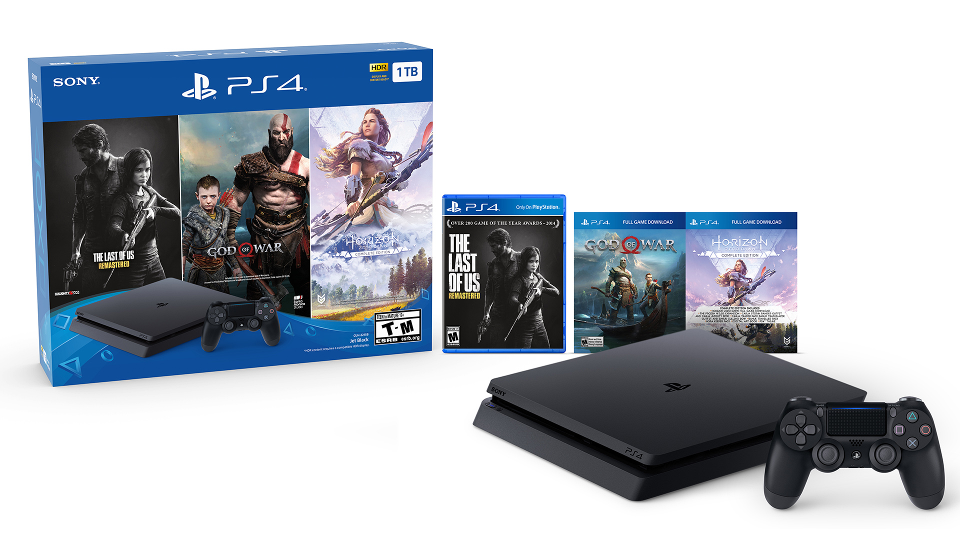 Ultimate Black Friday Ps4 Deal Console Plus 3 Game Bundle Just 199 At Walmart What Hi Fi