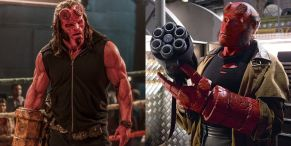 Hellboy's Ron Perlman Explains Why He Hasn't Seen The Remake Yet