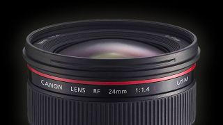 Canon bringing f/1.4 primes to RF mount? 24mm f/1.4L and 50mm f/1.4 spotted