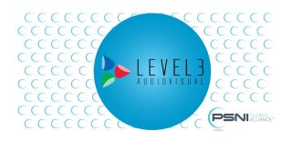 Level 3 Audiovisual joins PSNI Global Alliance