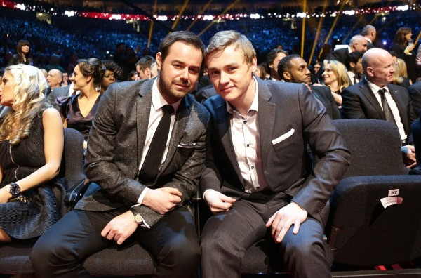 Danny Dyer and Ben Hardy
