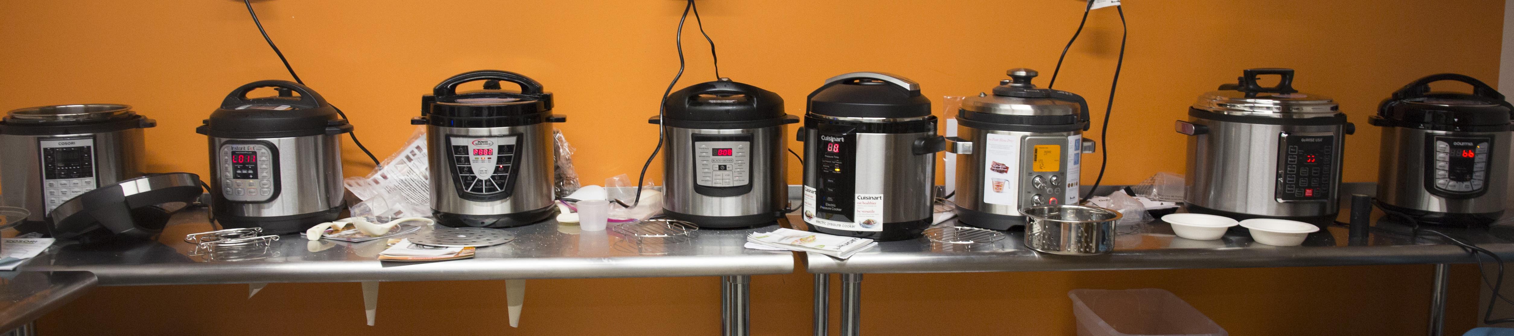 Best Pressure Cookers 2019 - Instant Pot vs  Power Pressure
