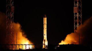 ILS Proton launch