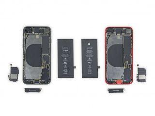 iPhone SE teardown