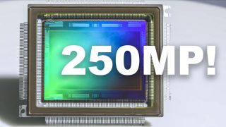 250MP sensor unleashed by Canon!