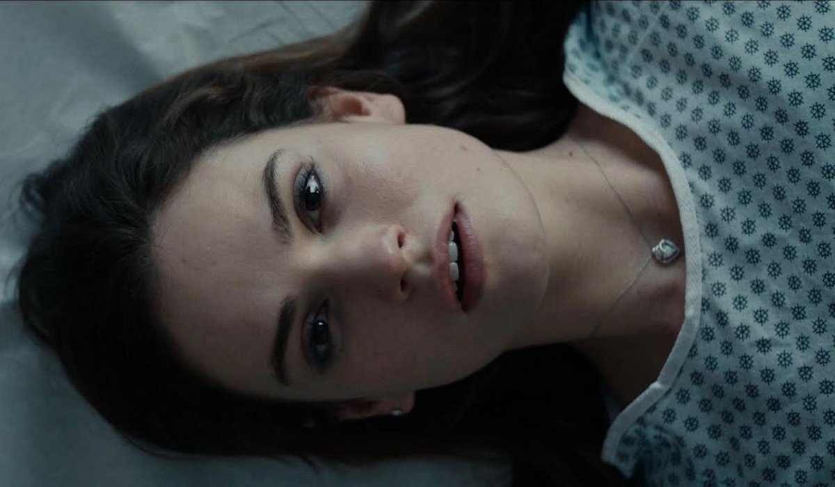 Lily James in Little Woods